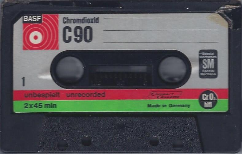 20 cassette 1