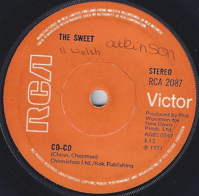 22 sweet co-co